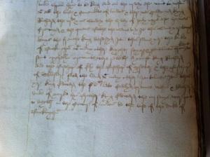 A Chronicle naming the Duke of Buckingham