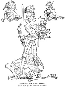 Richard Neville Earl of Warwick