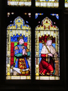 Richard, Duke of York and King Edward IV