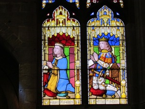 King Edward V and Prince Arthur