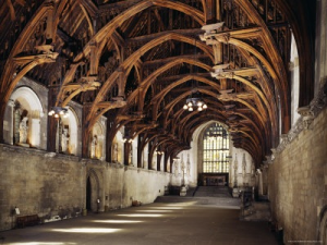 Westminster Hall Interior