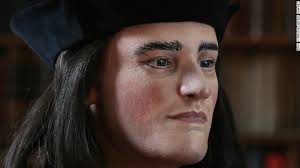 Richard III Facial Reconstruction