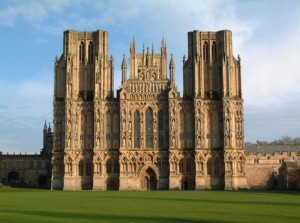 Wells Cathedral, burial place of Robert Stillington
