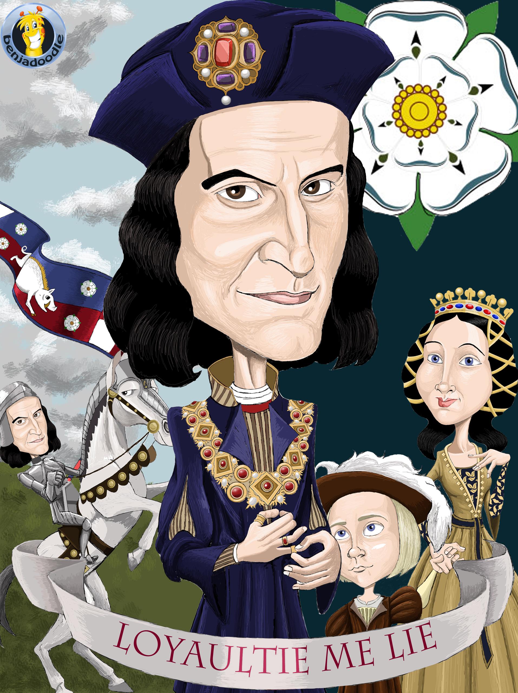 The Richard III Podcast – Matt's History Blog