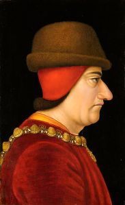 King Louis XI