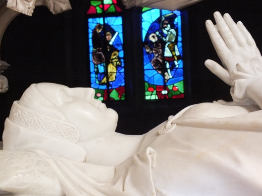 The Tomb of Katherine Parr
