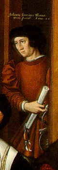 'John' -Is this Richard, Duke of York?