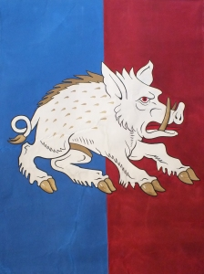 The White Boar Badge of Richard III
