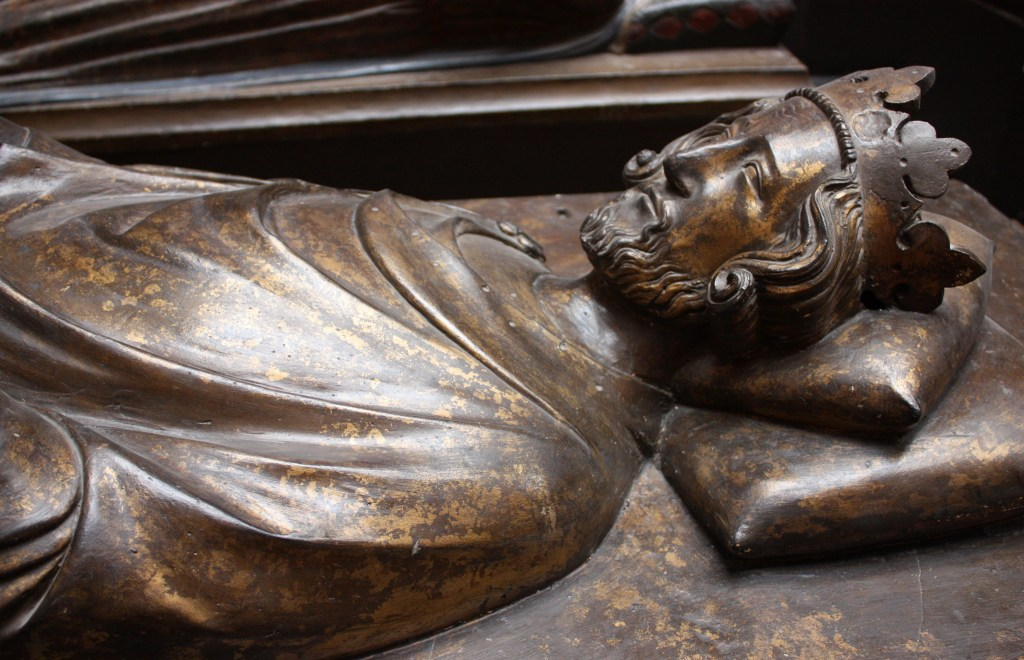 King Henry III's Tomb Effigy