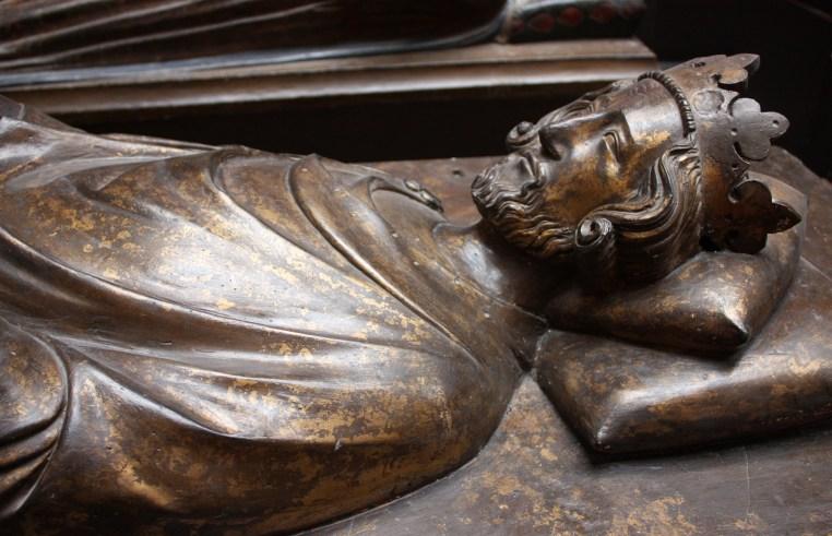 King Henry III's Tomb Effigy