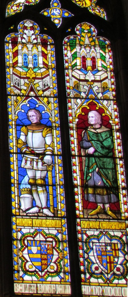 Edmund, Earl of March and Richard of Conisburgh