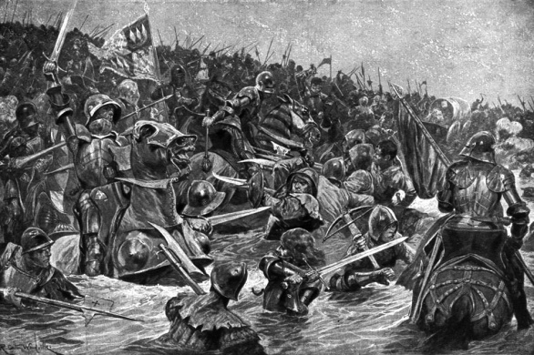 Image of the Battle of Towton, 1461
